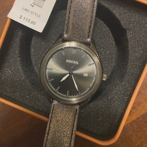 Womens fossil watch brand NEW WITH TAGS
